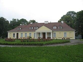 Badeni - Image: Badeni manor house in Branice by Maire