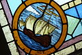 Baiona Glasfenster Wappen85.JPG