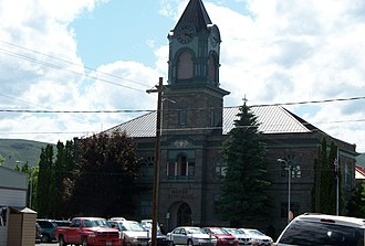 Baker City, Oregon - Baker City Hall