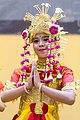 Baksa Kembang welcome dance, Aria Barito Hotel, Banjarmasin 2018-07-27 01.jpg
