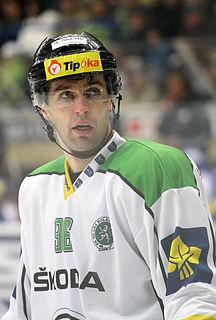Jaroslav Balaštík Czech ice hockey player