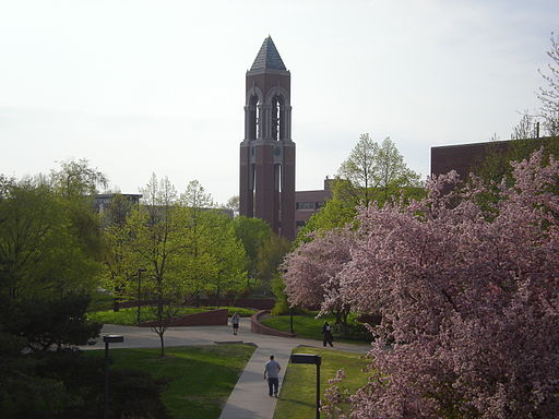 Ball State Shafer Tower