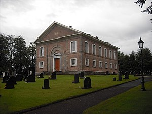 Ballykelly, County Londonderry - Ballykelly Presbyterian Church, built 1827