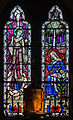 Ballylooby Church of Our Lady and St. Kieran South Transept West Window Annunciation 2012 09 08.jpg
