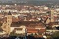 Bamberg, Karmeliterkloster, von Westen 20161114-003.jpg