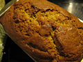 Banana bread fresh from the oven (2), October 2009.jpg