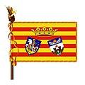 Bandera Gran de Sant Jordi de gala.jpg