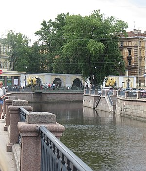Bankosky bridge with grifons (1).jpg, автор: Perfektangelll