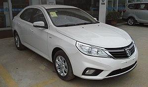 Baojun 630 - 2016 Baojun 630 (facelift)