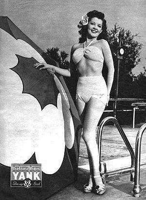 Schauspieler Barbara Bates