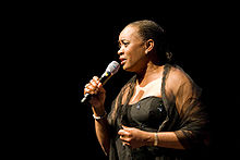 1=Barbara Hendricks at The Hague Jazz 2008