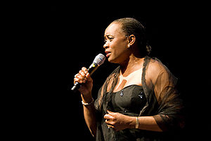 1948 in jazz - Barbara Hendricks at The Hague Jazz Festival 2008