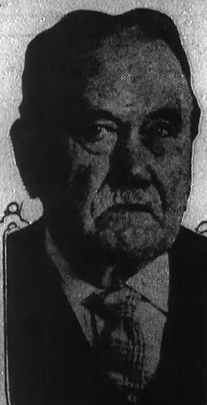 Barclay Henley - Image: Barclay Henley (California Congressman)