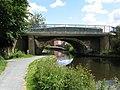 Barden Lane Bridge 134, Leeds and Liverpool Canal - geograph.org.uk - 1381080.jpg