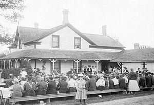 History of Markham, Ontario