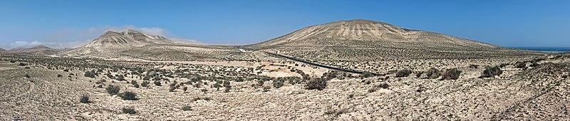 Barranco de Pecenescal – Fuerteventura