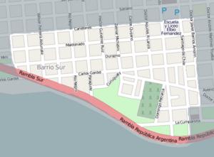 Barrio Sur, Montevideo