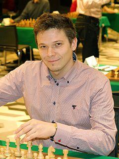 Bartłomiej Heberla Grandmaster chess player