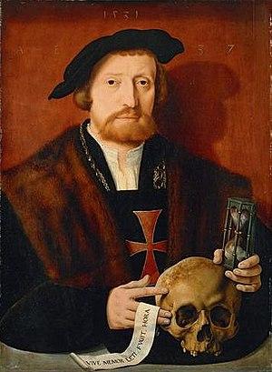 Barthel Bruyn the Elder - Image: Bartholomäus Bruyn d. Ä. 012