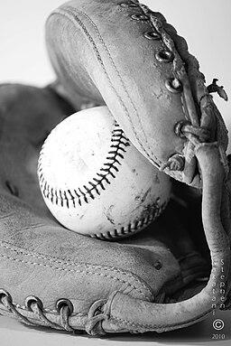 Baseball & Mitt