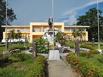 Basista, Pangasinan - Basista Town Hall