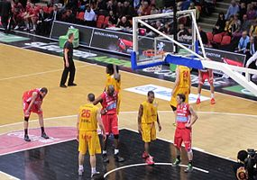 Basketbal april 2013 Oostende-Charleroi.JPG