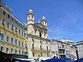 Bastia - St.Jean Baptiste from the Vieux Port - panoramio.jpg