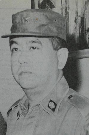 Basuki Rahmat - Major General Basuki Rahmat