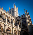 Bath Abbey, City of Bath, England..jpg