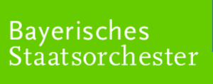 Bavarian State Orchestra - official logo