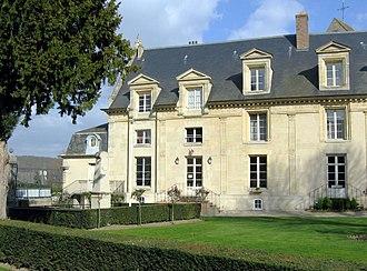 Bazemont - Bazemont(78)-MairieChâteau