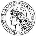 Logo of the Bank.
