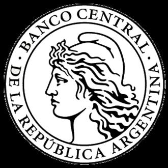 Central Bank of Argentina - Image: Bcra logo