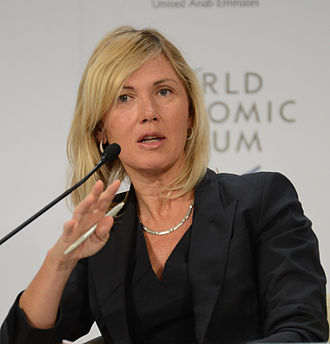 Beatrice Weder di Mauro - Weder di Mauro at the World Economic Forum Summit on the Global Agenda in 2012