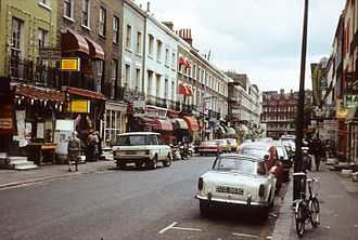 Beauchamp Place - Beauchamp Place, 1977