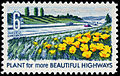 Beautification of America Highways 6c 1969 issue U.S. stamp.jpg