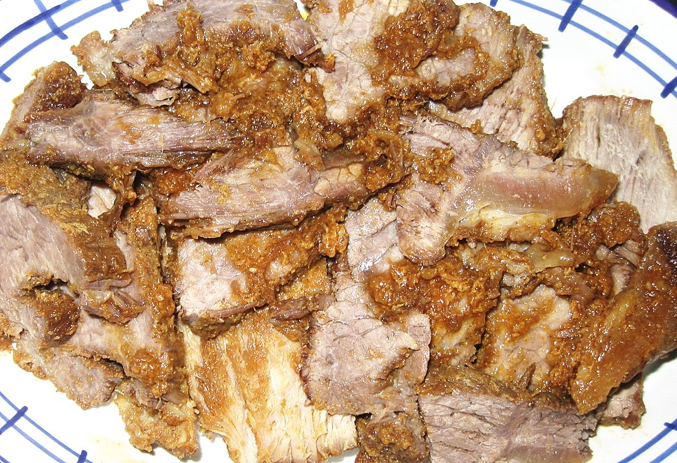 Beef Roasted with Vinegar