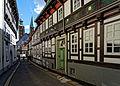 Beeindruckende Fachwerkbauten prägen die Goslarer Altstadt. 08.jpg