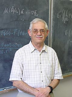 Jacob Bekenstein Mexican-Israeli physicist