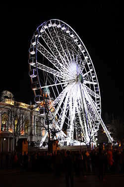 Belfast Wheel, March 2010.JPG