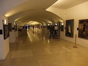 Rabin Medical Center - Shmuel Flatto-Sharon art gallery, Rabin Medical Center