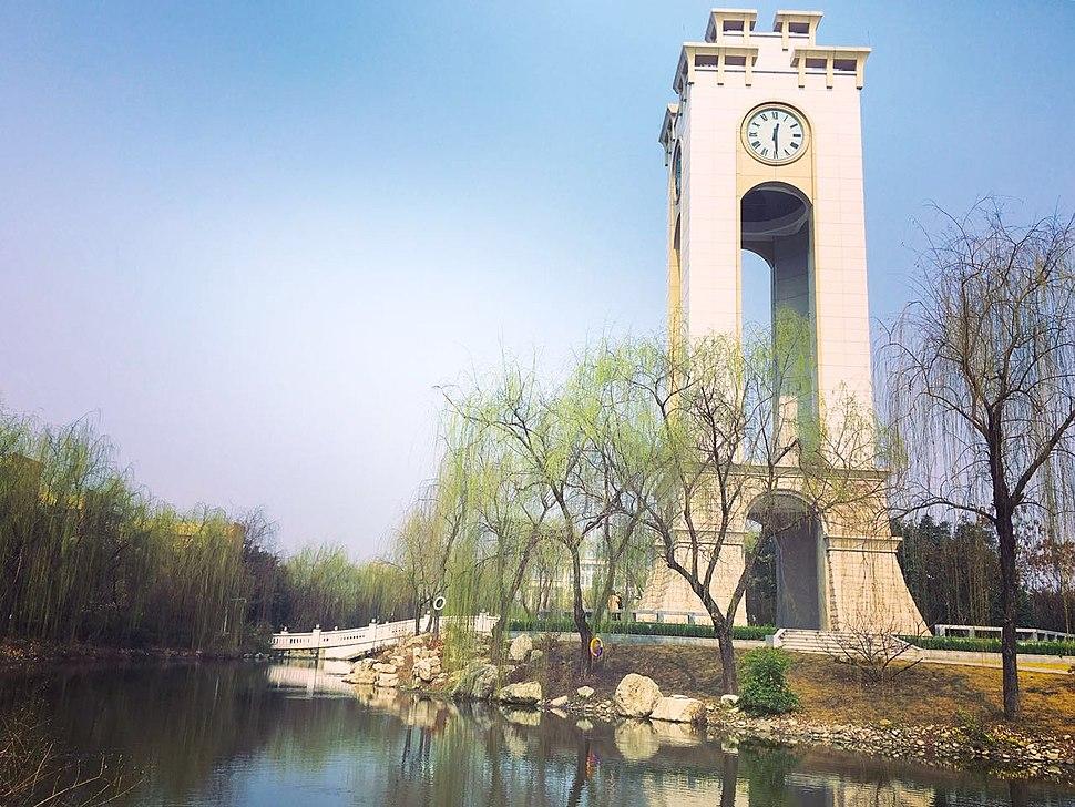 Bell Tower of SWUFE 01