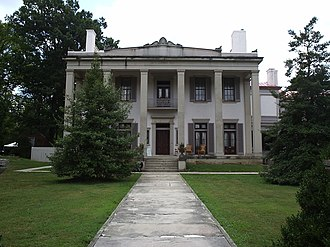 National Register of Historic Places listings in Davidson County, Tennessee - Image: Belle Meade Plantation