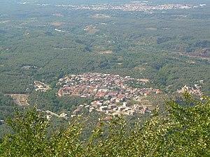 Molochio - Image: Belvedere molochio