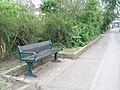 Benches in Goldsmith Avenue - geograph.org.uk - 804308.jpg