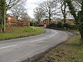 Bend at Rickman's Lane - geograph.org.uk - 1165957.jpg