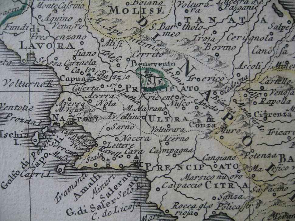 Benevento 1742