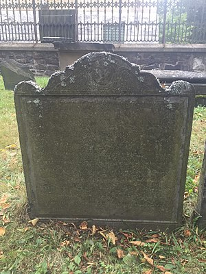 Benjamin Green (merchant) - Benjamin Greene, Old Burying Ground (Halifax, Nova Scotia)
