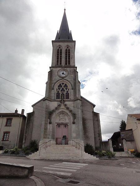 Benney (M-et-M) église