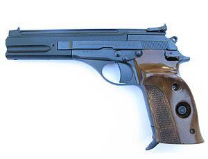 Beretta 70 - Image: Beretta mod 76